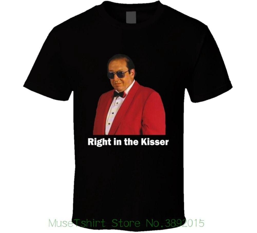 13ec58ea34 Gorilla Monsoon Retro Funny Wrestling T Shirt O-neck Fashion Casual High  Quality Print T Shirt