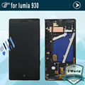 100% Tested Black silver for Nokia Lumia 930 LCD Screen Display with Touch Digitizer + Frame assembly + Tools
