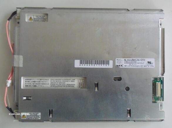 NL6448BC26-01F NL6448BC26-01 8.4 640 * 480 VGA HB TFT CCFL LCD Display Panel g065vn01 v1 6 5 inch industrial lcd tft lcd display screen 640 480 ccfl