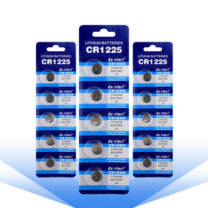 Image 5 - YCDC 15 Cái LM1225 BR1225 ECR1225 KCR1225 Bộ Pin Thay Thế 3 V CR1225 Pin Lithium Cho Máy Tính Đồng Hồ Đồ Chơi Đồng Hồ