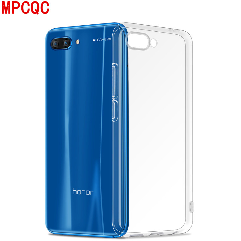 MPCQC 3D Silicon soft TPU phone Case for Huawei Y6 Y5 2018 p smart P20 Lite Mate 10 P10 honor 7A pro 7X 7C 9 fashion Cover case