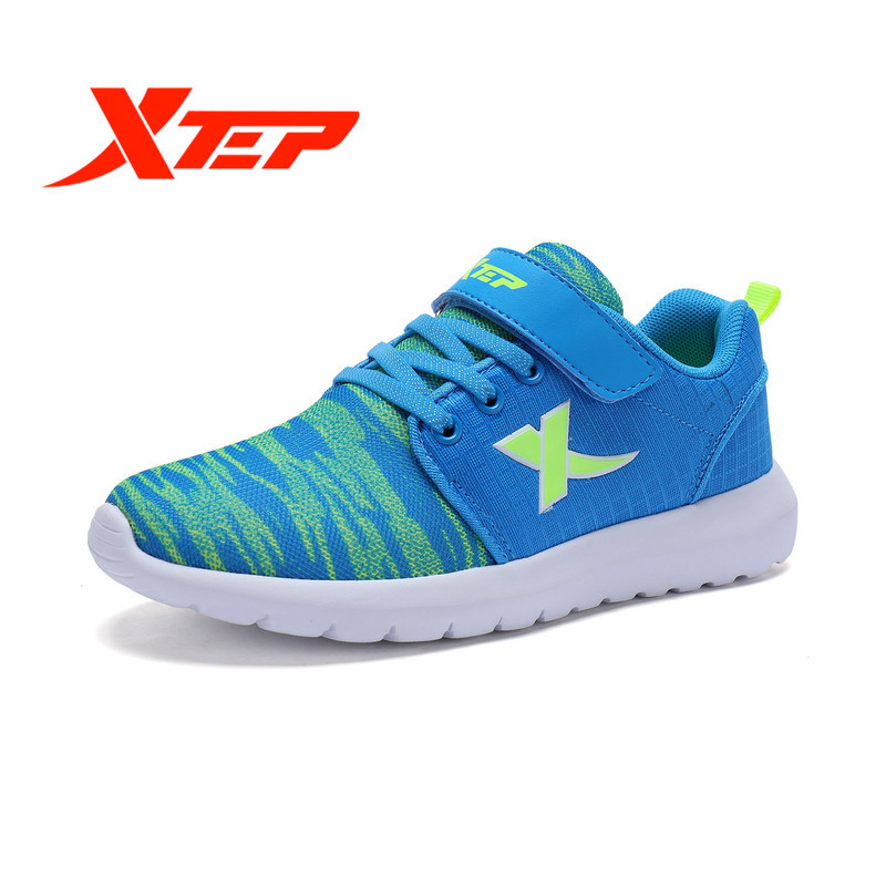 Xtep 2017 Cool Summer Breathable Baby Sport Shoes For Boys Kids Children Free Shipping Sneakers Anti-Slip Running Comfortable new hot sale children shoes comfortable breathable sneakers for boys anti skid sport running shoes wear resistant free shipping