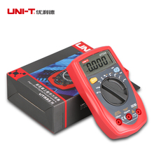 Freeshipping Voltmeter Ammeter Ohm Test Meter Digital Multimeter UNI-T UT33A with LCD Display