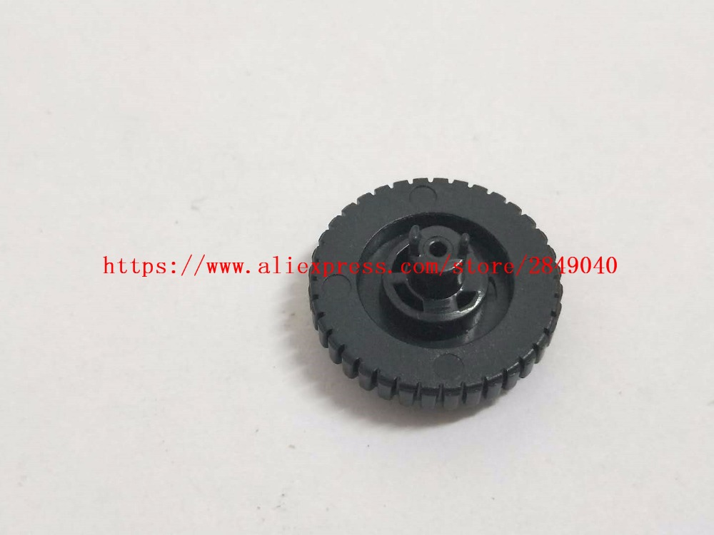 100%NEW Shutter Button Aperture Wheel Turntable Dial Wheel Unit For Canon EOS 6D Digital Camera Repair Part