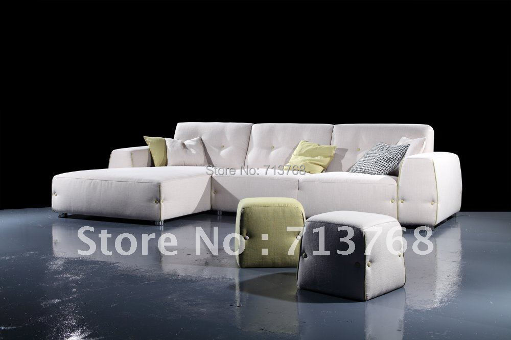 Phenomenal Us 594 9 Modern Furniture Living Room Fabric Corner Sectional Sofamcno441 In Living Room Sofas From Furniture On Aliexpress Com Alibaba Group Gmtry Best Dining Table And Chair Ideas Images Gmtryco