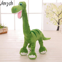 Amysh HOT toys 50CM soft plush doll creative Toy Story Rex Dinosaur Plush Dolls Dinosaur Soft Toy baby kids toys gifts for kids