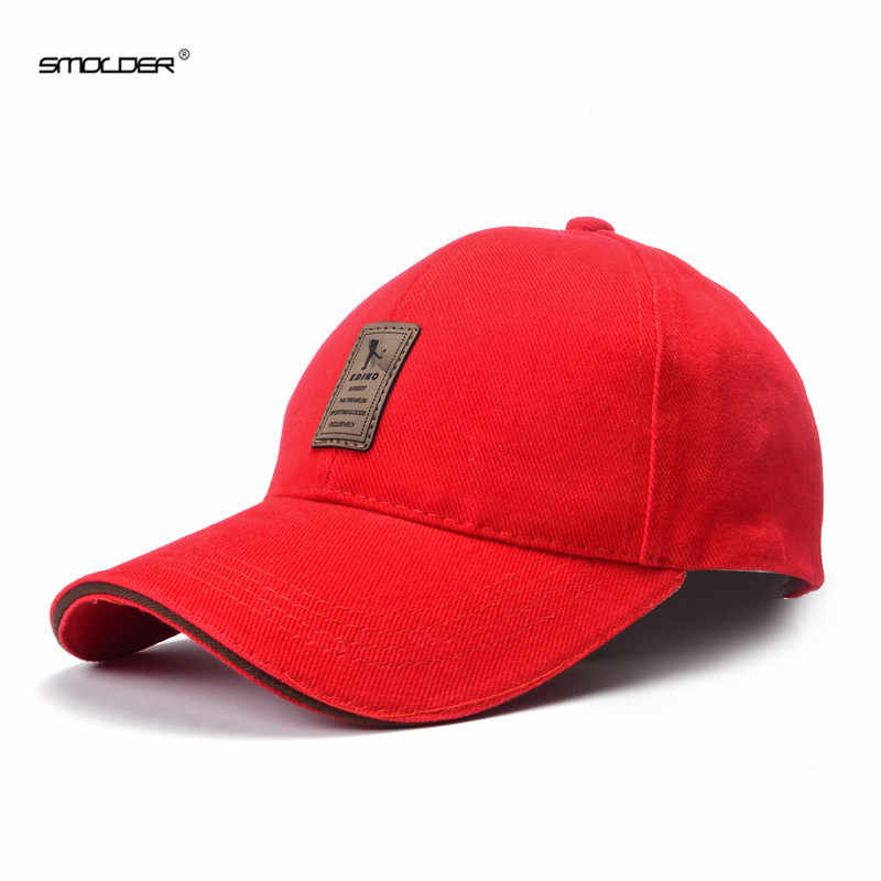 [Smold] 2018 موضة جديدة قبعات عادية الرجال النساء قبعة بيسبول المجهزة رسالة قبعات ترد لمكانها الهيب هوب قبعات