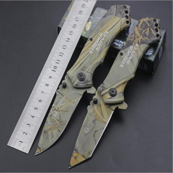 pocket tactical Folding 3Cr13 Knife Outdoor Hunting Knife camping pocket survival Knives EDC Swiss multi functional tools S004