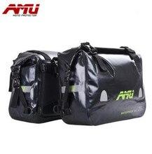 цена на AMU Motorcycle Bag Tank Bags Waterproof Motorbike Saddle Bags Saddle Long-distance Motorcycle Travel Bag