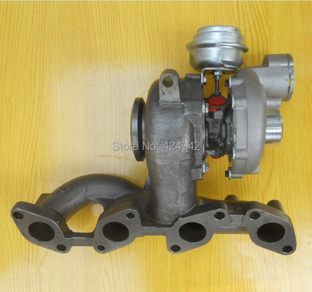 Gt1749v 756062 03g253019hx 03g253014j Turbo Turbocharger For Volkswagen Golf V 2 0 Tdi 140hp Bkd Jetta