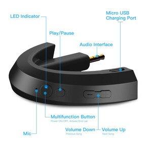 Image 5 - Qc15 adaptador bluetooth receptor sem fio para bose quietcomfort qc 15 fones de ouvido suporte ios e android