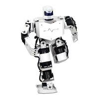 16DOF Танец робота с MP3 Высокая точность цифровой сервоприводы все металлические конкурс гуманоид двуногий робот для Arduino роботизированной об