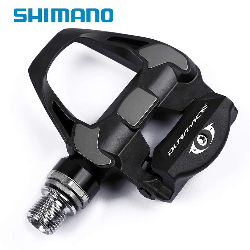 SHIMANO Professional Bike Pedals Dura-Ace PD-R9100 Cycling Road Bike Self-Locking Bicycle SPD Pedals Lightweight Bicycle Pedals west biking cycling pedals fixed gear mtb bmx bicycle pedals 9 16 foot pegs outdoor sports dhcrank mtb road bike cycling pedals
