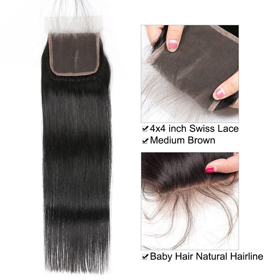 logo2  Three Bundles Peruvian Straight Hair Bundles With Closure 100% Human Hair Bundles With Closure Surprise lady Remy Hair Bundles HTB1Ebc eMjN8KJjSZFCq6z3GpXad