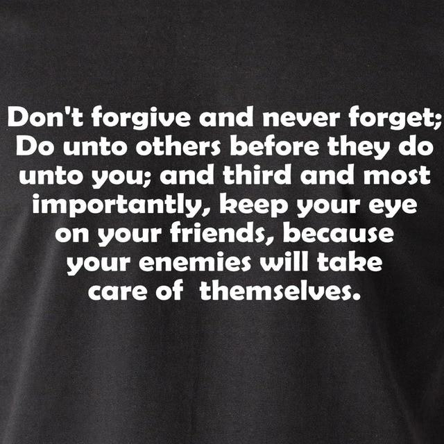 don t forgive