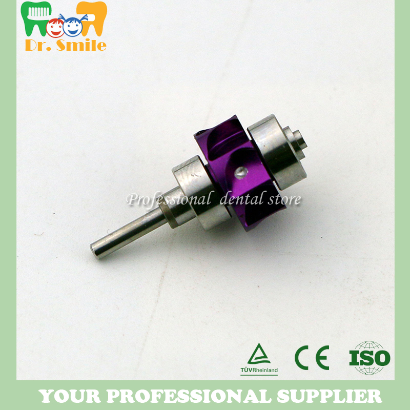Dental Cartridge Turbine Rotor For W&H Synea TA98 Alegra dental spare turbine cartridge rotor for w