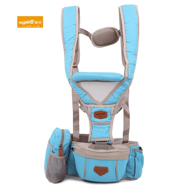 Mambobaby Baby Carrier 3-36 Months Designer Baby Sling Hipseat Kanguru Baby Wrap Backpack Breathable Infant Carrier 4 Positions