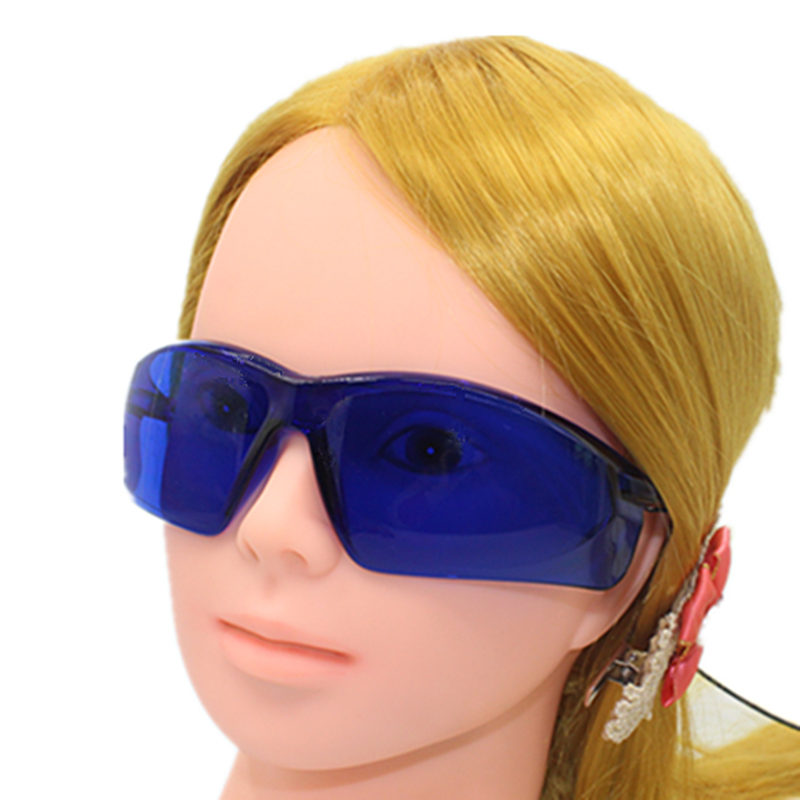 IPL glasses for IPL Beauty operator safety Protective E light red Laser hoton Color light Safety goggles 200--1200nm цена 2017