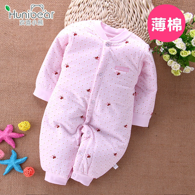 baby boy girl baby suits and onepieces rompers blue yellow pink newborn 3m 6m 9m infant babie cotton romper training bear