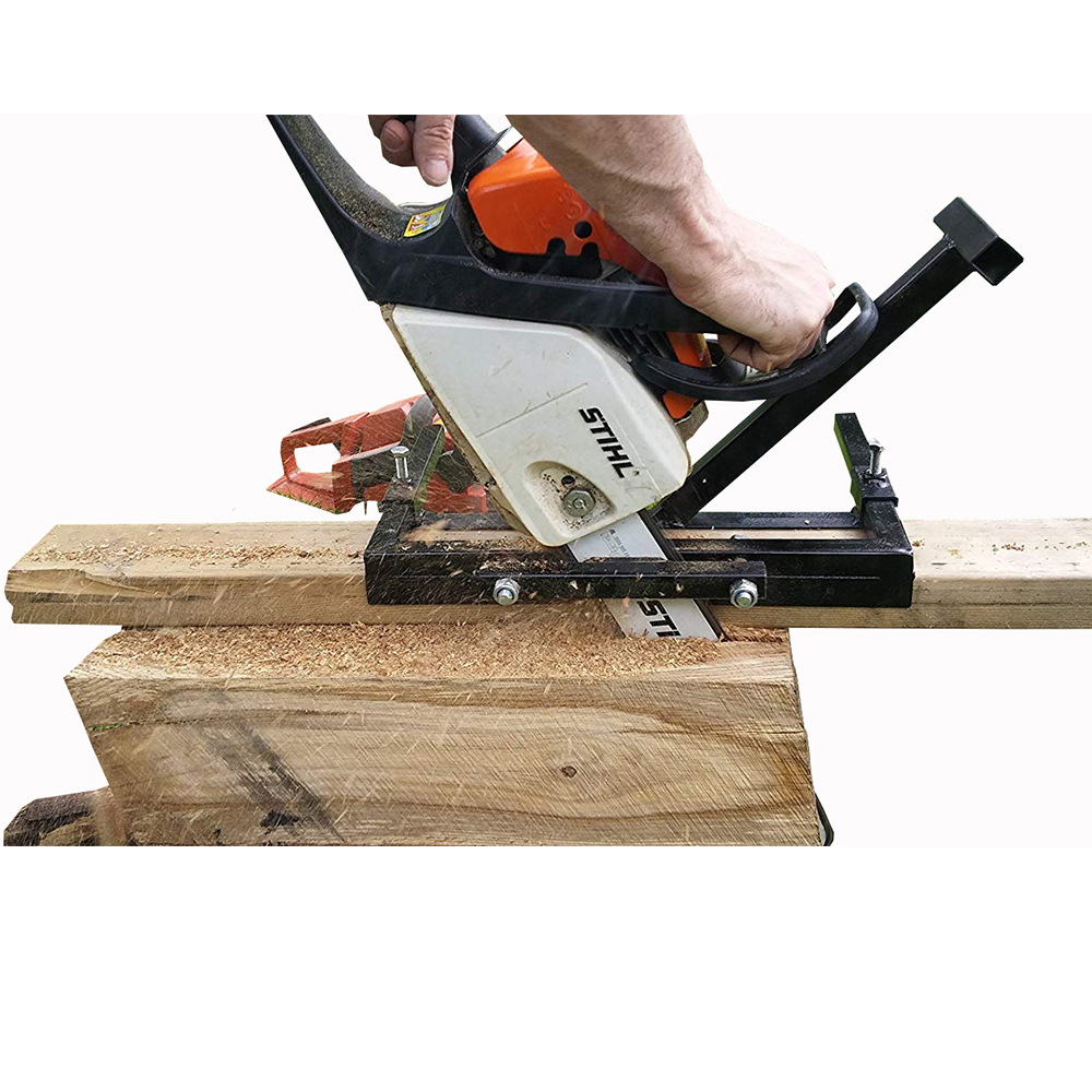 Chainsaw Bar Chainsaw Mill Vertical Cut For Planking & Milling Portable Timber Planks For 14