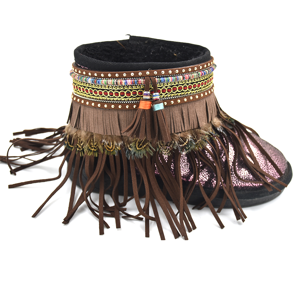 Barefoot Sandals Boho Anklet Hippie Style
