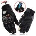 Screen Touch Motorcycle gloves Luva Motoqueiro Guantes Moto Motocicleta Luvas de moto Cycling Motocross gloves 01CP Gants Moto