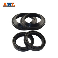AHL 38x50 / 38 50 Motorcycle Front Fork  Damper Oil Seal and Dust seal (38*50*11)|seal dust|seal oil  -