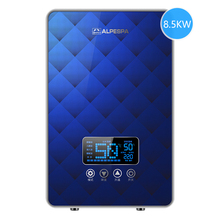 8500w Intelligent Frequency Thermostat Ultra-thin Instant Electric Water