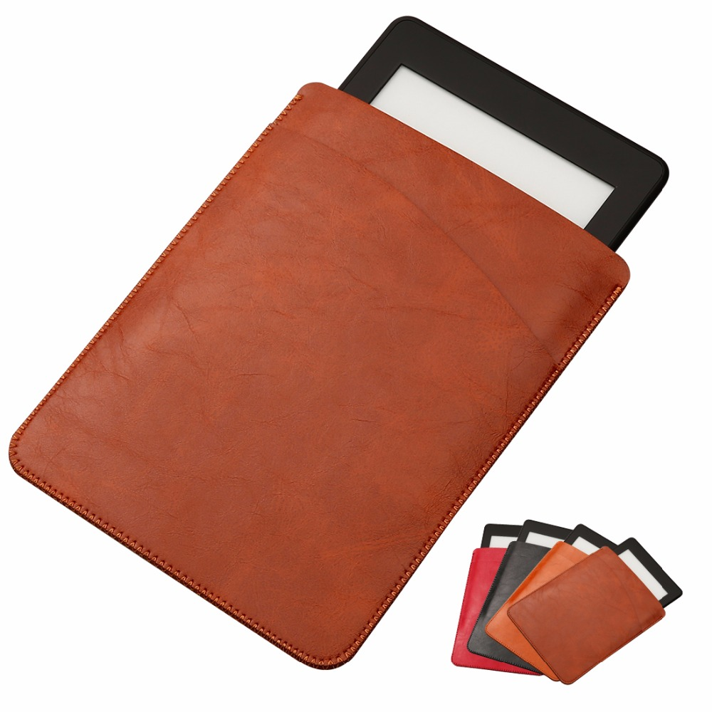 ZIMOON Case for Amazon Kindle 6 inch Sleeve Kindle Paperwhite 2 3 Case /Kindle 8 Case Voyage Ebook Cover Pocketbook Pouch japan tokyo boy girl magnet pu flip cover for amazon kindle paperwhite 1 2 3 449 558 case 6 inch ebook tablet case leather case