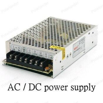 ل ac/dc 12 فولت 50 واط الناتج تحويل امدادات الطاقة للتنظيم المزدوج سائق الجهد محول للقطاع بقيادة ضوء العرض 220 فولت