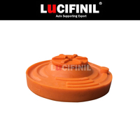LuCIFINIL Hydraulic Suspension ABC Shock Buffer Rubber Top Mount For Mercedes Benz W221 Front Repair Kit 2213207813(913)