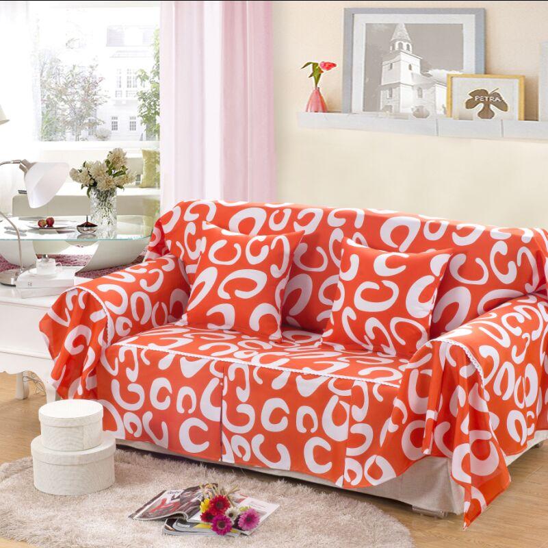 Sofa Cover Cloth Europe Type Sofa Cushion Pad Cloth Art