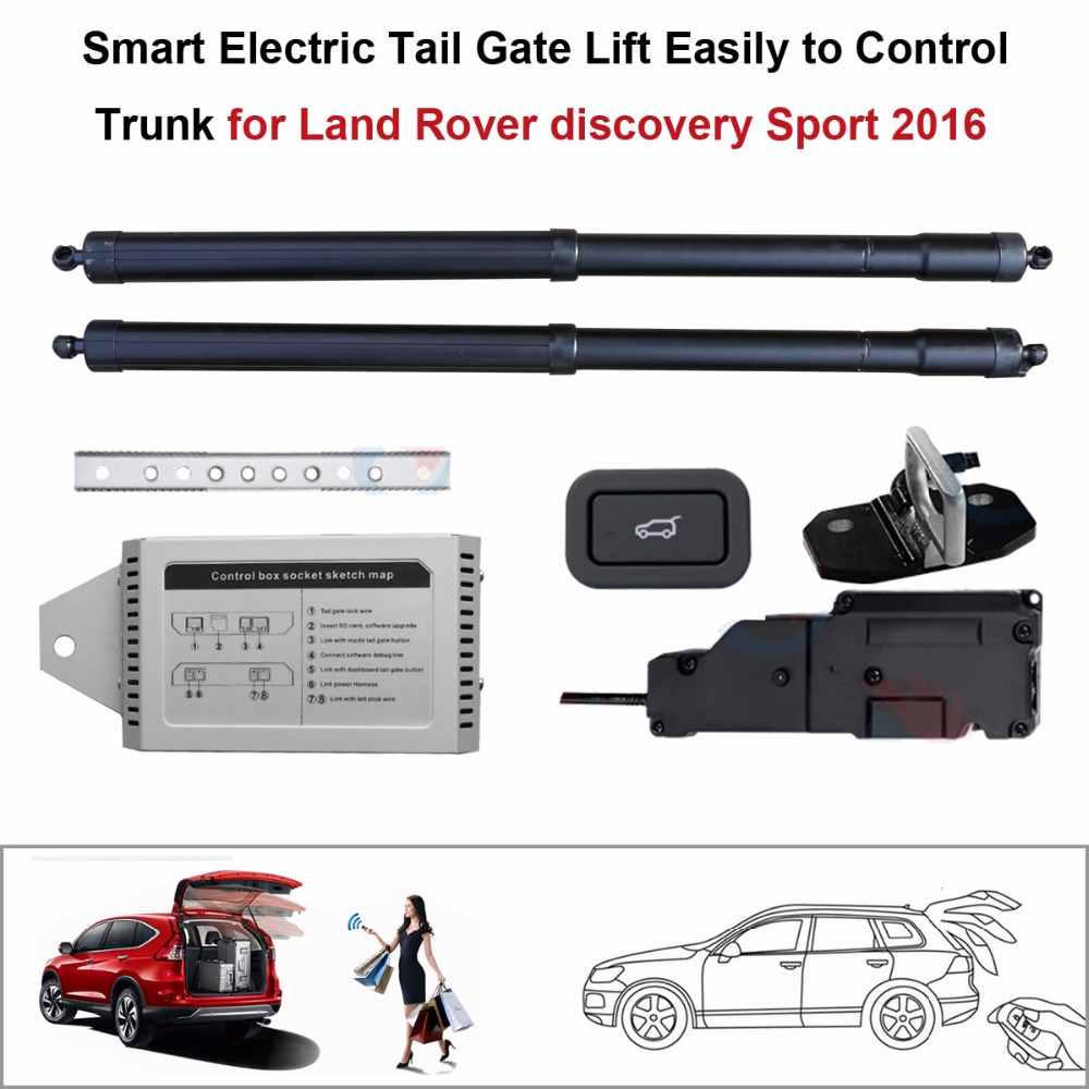 Electric Tail Gate Lift for Land Rover discovery Sport 2016 Control by Remote