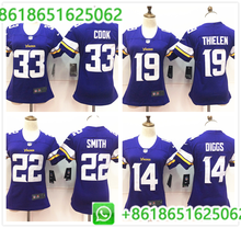 best cheap 47c69 25b61 Buy smith jersey vikings and get free shipping on AliExpress.com