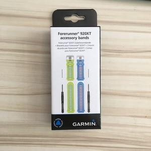 Image 2 - Original Garmin Forerunner 920XT Watch Wrist Strap Bands 920xt Bicycle Bike GPS Computer Watch Band Replace watchband w/ Tools