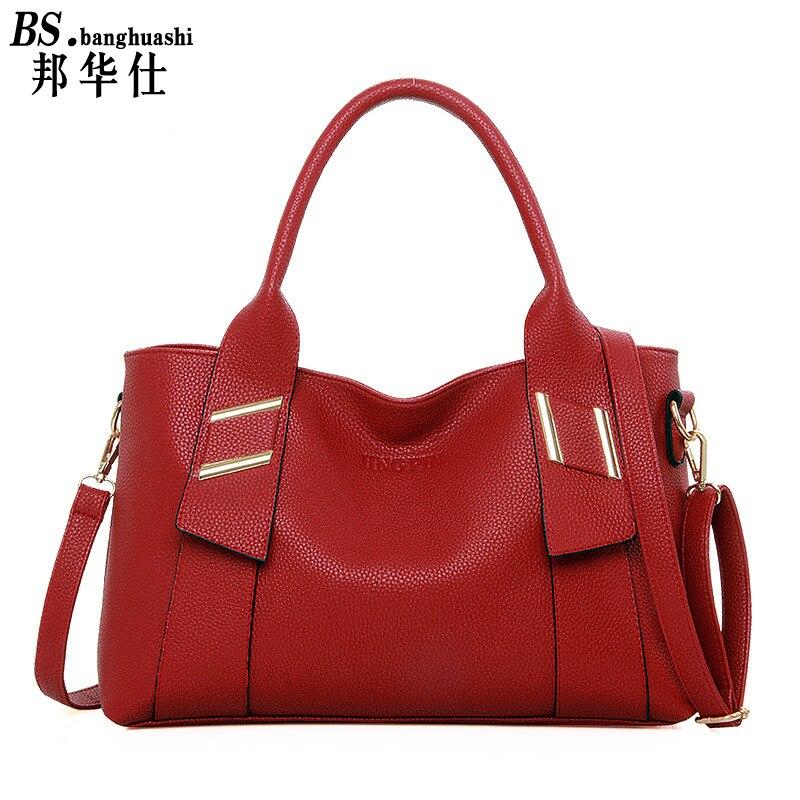 ФОТО Ladies bag casual women leather handbags handbags ladies shoulder bag brand lady Messenger bag handbag 0716