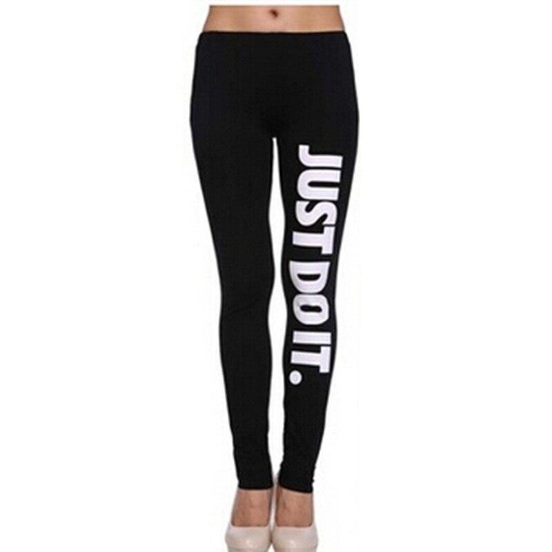 Женские облегающие брюки-Капри, облегающие леггинсы в стиле панк, для фитнеса, в стиле «Харадзюку», с принтом