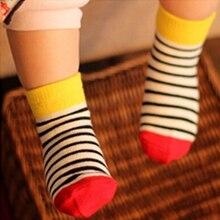 Free shipping Five pairs of South Korea's lovely girls boy socks wholesale unisex Non slip baby socks infant socks