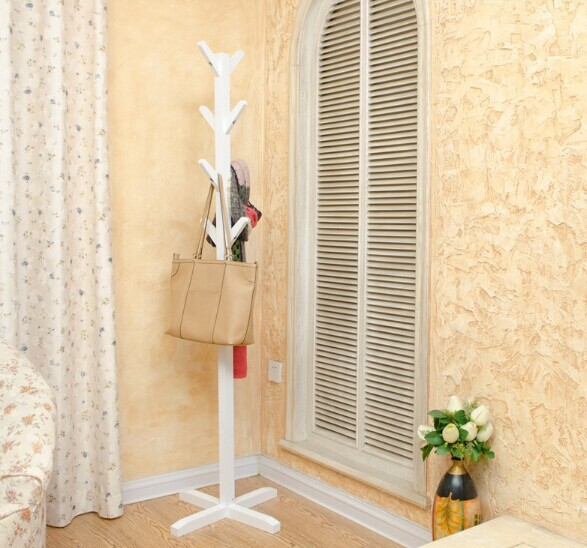 Aliexpress Buy Wholesale European Style Whiteblack Coatrack New White Wooden Coat Rack