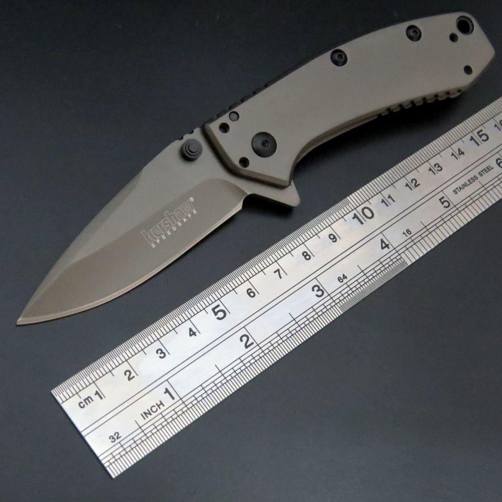 High Quality Efeng folding pocket font b knife b font 8Cr13MoV blade titanium coating outdoor font