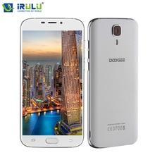 DOOGEE X9 Pro 4 Г 5.5 »MTK6737 Мобильный Телефон Android 6.0 Quad Core Мобильный Телефон 2 ГБ RAM 16 ГБ 8MP ROM 3000 мАч Отпечатков Пальцев смартфон