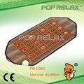 Fóton and turmalina aquecimento colchão de pop relax pr-c06c 45x95 cm