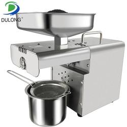 Automatische öl kaltpressung maschine hohe öl extraktion rate öl dunst temperatur control erdnuss kokos etc Ölpresse Maschine