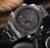 2016 Marca de Lujo de Los Hombres Relojes de los Deportes de Los Hombres del Ejército Militar de Cuarzo Digital LED Reloj de Acero Llena Masculino relogio Del Reloj de pulsera masculino