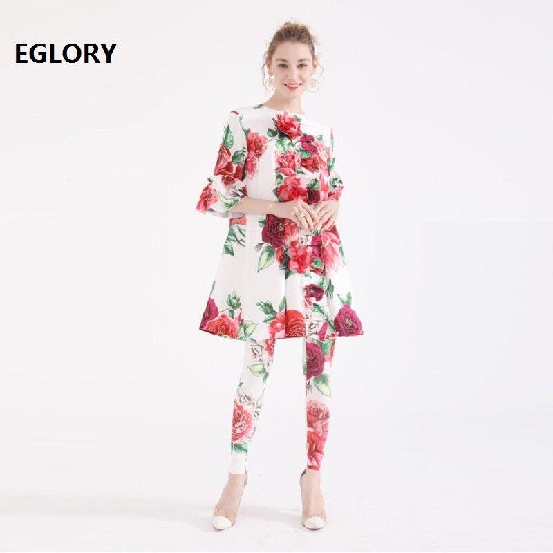 High Quality New Plus Size Women S Clothing Set 2 Piece Dress Suit