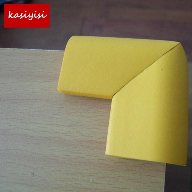 10Pcs/lot Table Corner Foam Protect Baby Edge Corner Foam Guard Children Protection for 0-3 Y