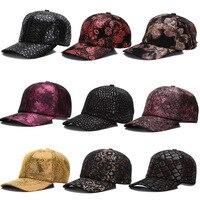 البيسبول قبعات للنساء الرجال التمويه اللون حقا الجلود casquette سنببك gorras للأزياء الأولاد الرياضة كاب قبعة باردة