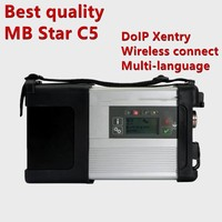 Best Quality MB Star SD C5 V2018.9 DoIP Xen try Connect C5 SD Connect Wifi Diagnosis Tab Kit With HDD Software