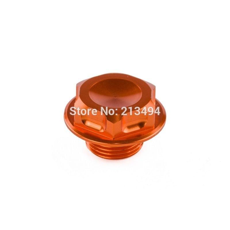 NICECNC оранжевый Рулевое управление резьбовая втулка для KTM 450 525 530 660 690 СМР/СМЦ/эндуро/Р/Приключения/Супермото/Р/герцог АТВ ЗХ/ХС работает круглый год