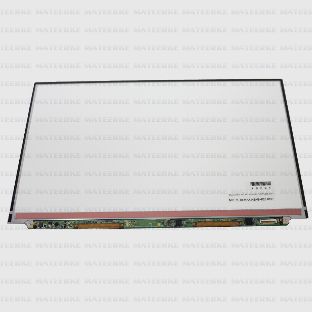 New LTD111EWAX For Sony Vaio VGN-TZ Laptop 11.1 Slim LED Screen Replacement 1366X768 ltd111ewax for vgn tz 11 1 wxga hd led slim 100
